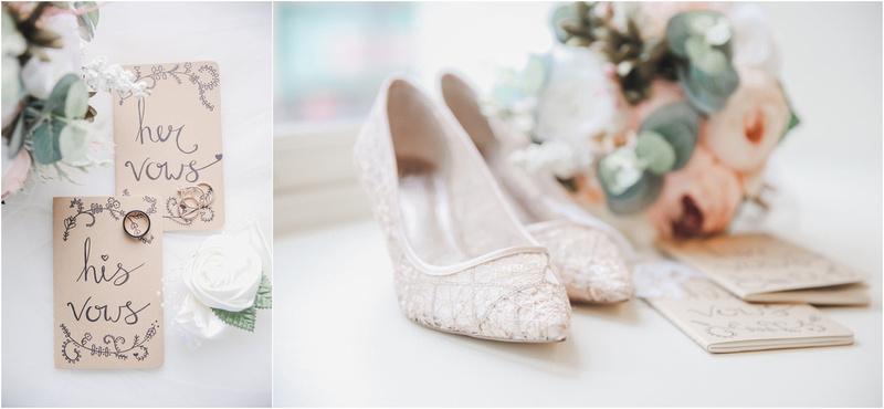Wisconsin Wedding Photography - Bridal Detail Photography - Memory Lane Photography
