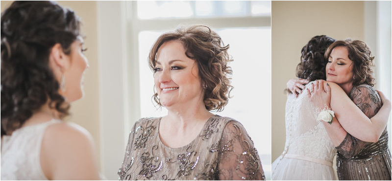 Spring Wedding, Bridal Details, Wedding Day Getting Ready Portraits - Wisconsin Weddings- Mother of the Bride Portraits