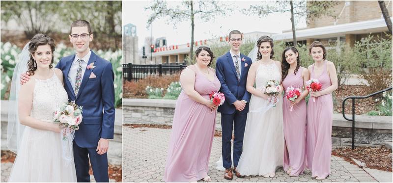 Wisconsin Wedding Photography - Spring Wedding Photography
