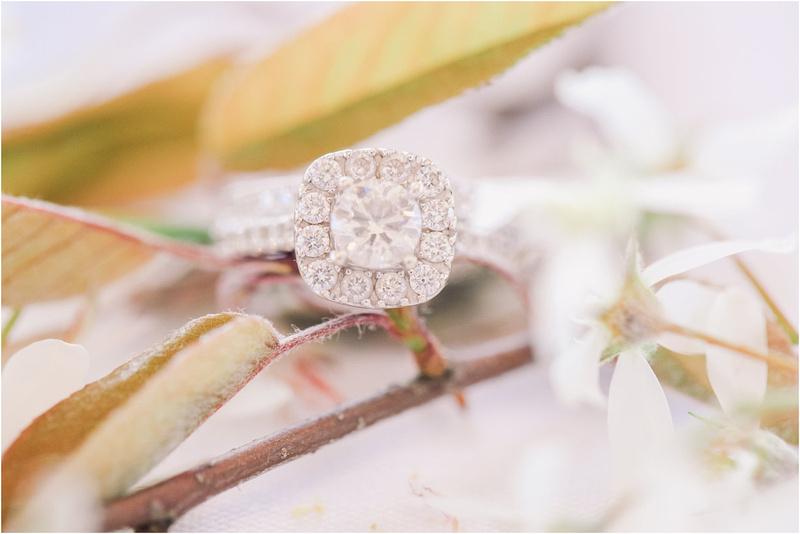 Wisconsin Wedding  Photography - Western Lake's Golf Club Weddings - Spring Wedding Photography - Bridal Details - Memory Lane Photography