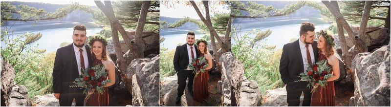 Adventurous Wisconsin Wedding Photographer -- Memory Lane Photography