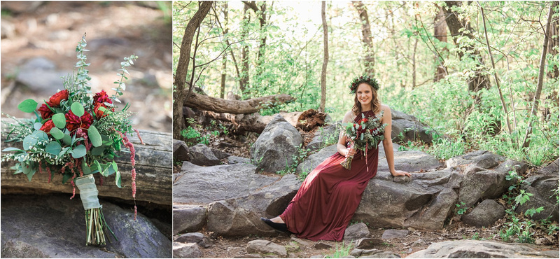 Devil's Lake Styled Adventurous Couple's Session turns into Surprise Proposal