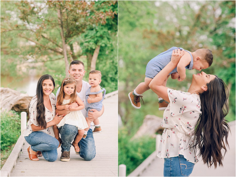 Summer Family Photography Session - Wisconsin Family Photographer - Wisconsin Family Photography - Memory Lane Photography