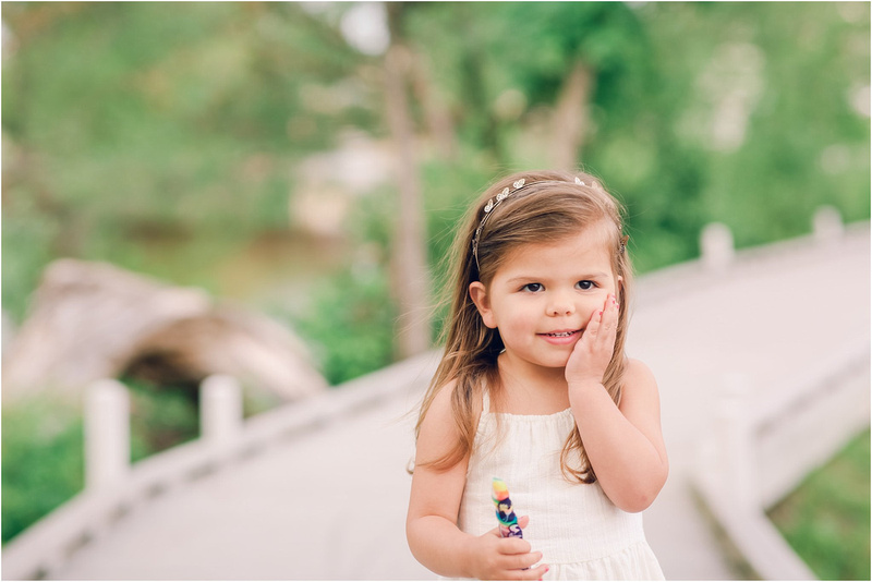 Summer Family Photo Session in Delafield