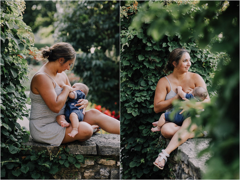 Wisconsin Photographer, Memory Lane Photography by Jessica Lane, Breastfeeding Support