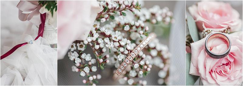 Custom Wedding Rings - Wisconsin Weddings - Memory Lane Photography