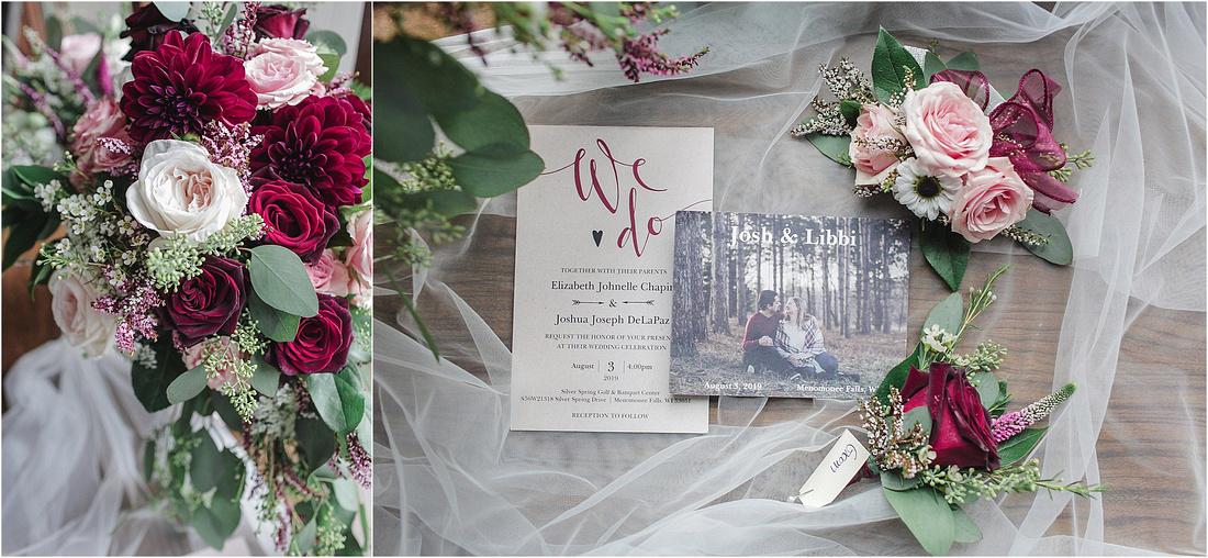 Silver Spring Golf Club Weddings - Wisconsin Wedding Photographer - Memory Lane Photography by Jessica Lane