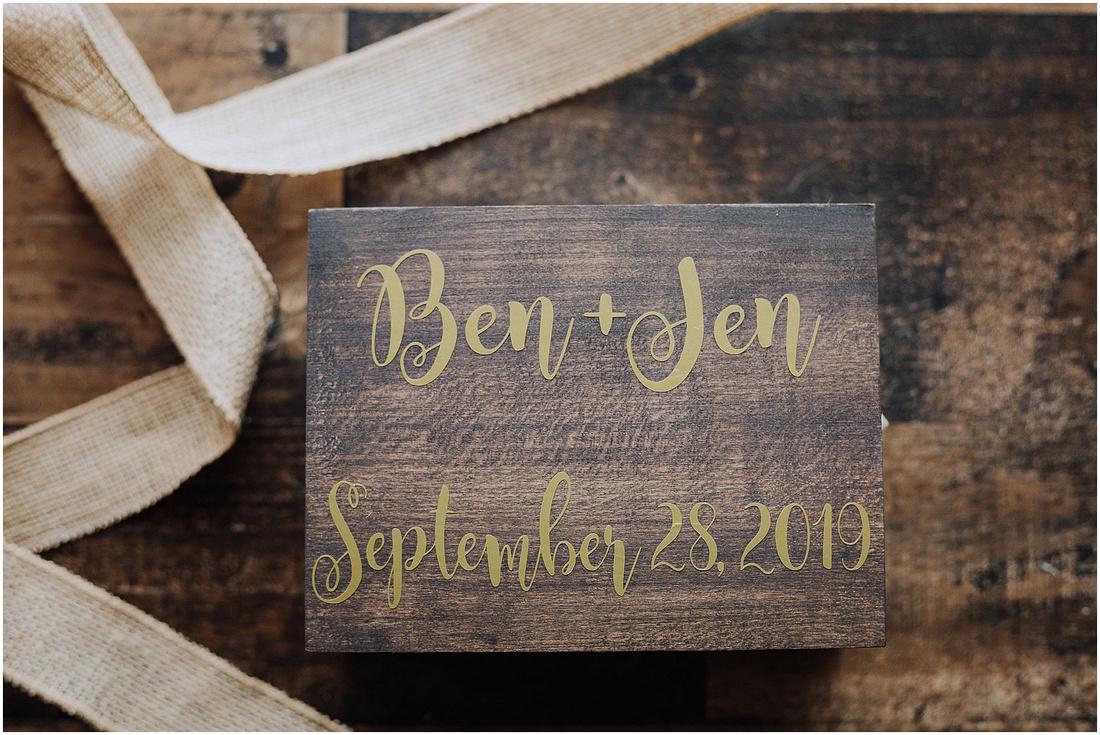 Wisconsin Business - Custom Wedding Photo Gifts - Custom Photo Box - Custom Wedding Photo Box - Designs by Memory Lane