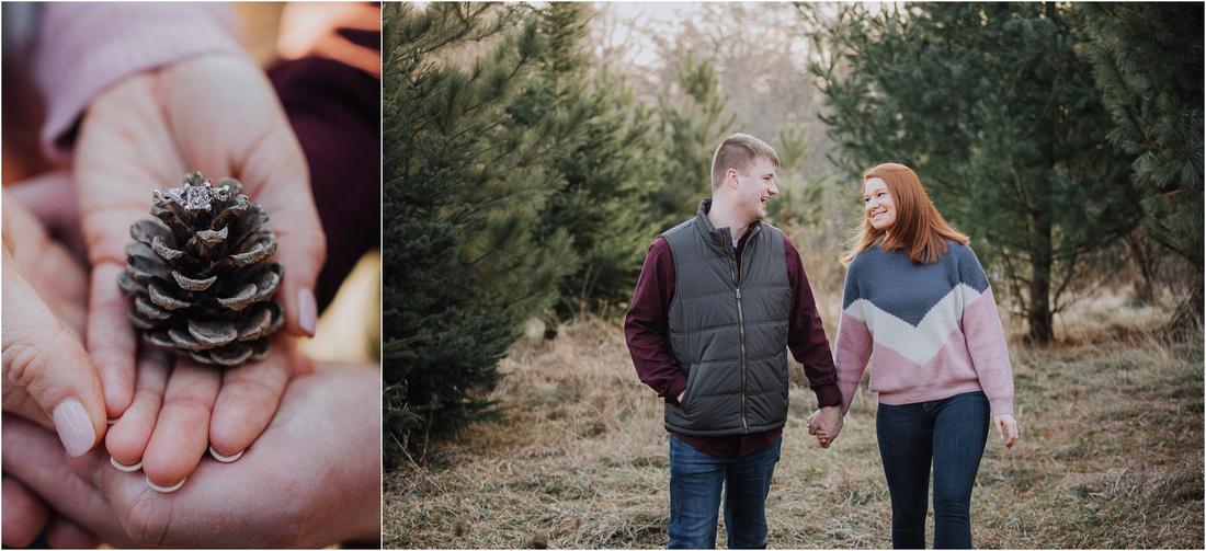 Winter Wedding, Winter Wedding Photographer, Winter Engagement