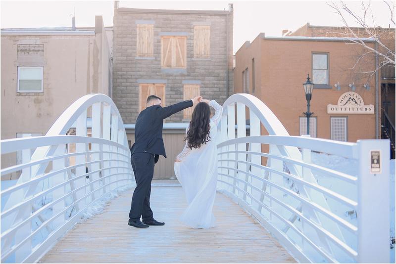 Winter Wedding, Winter Wedding Photography